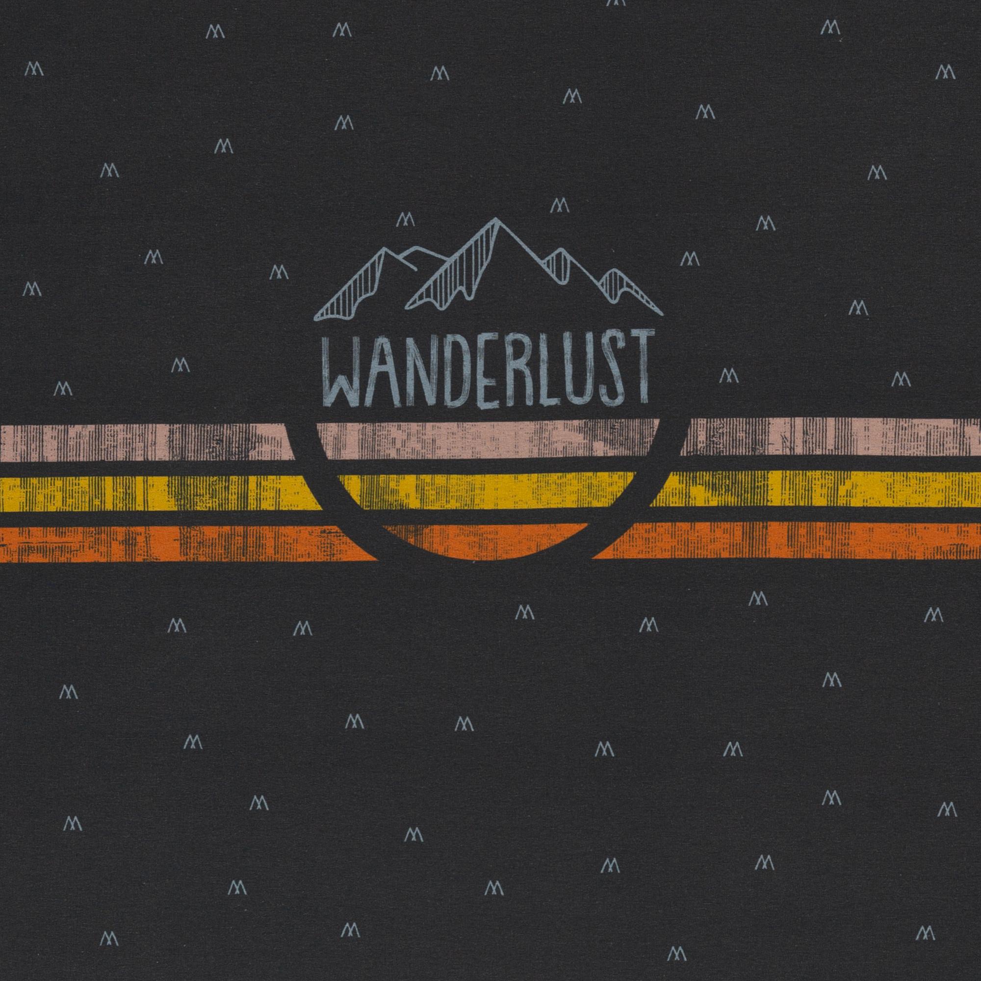 Panel - Wanderlust by Käselotti - 75cm x 160cm