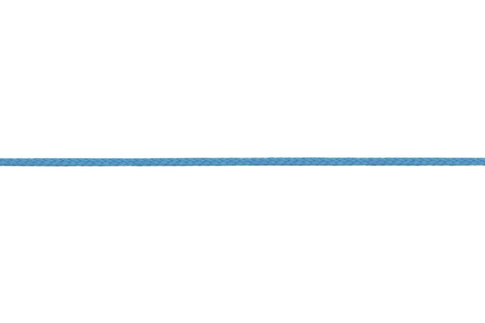 Flechtkordel 2 mm - türkis 298