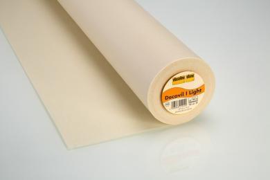 Vlieseline - Decovil I Light 90cm - Schabrackeneinlage fixierbar