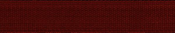 Hochwertiges Gurtband Baumwolle - Baumwollgurtband - 40mm - Bordeaux
