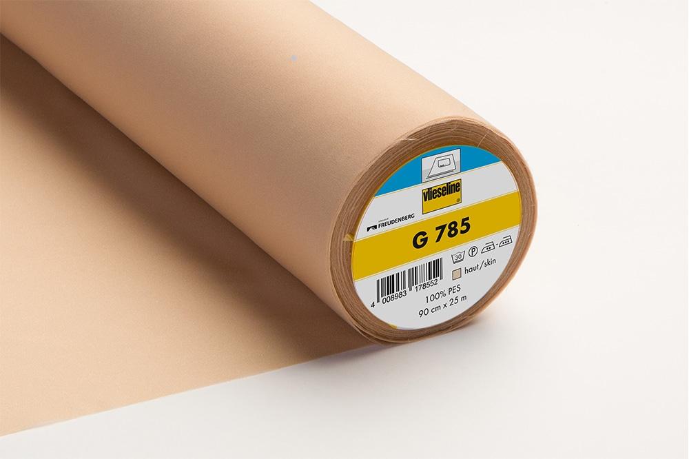 Vlieseline - G785 Gewebeeinlage 90cm- hautfarben