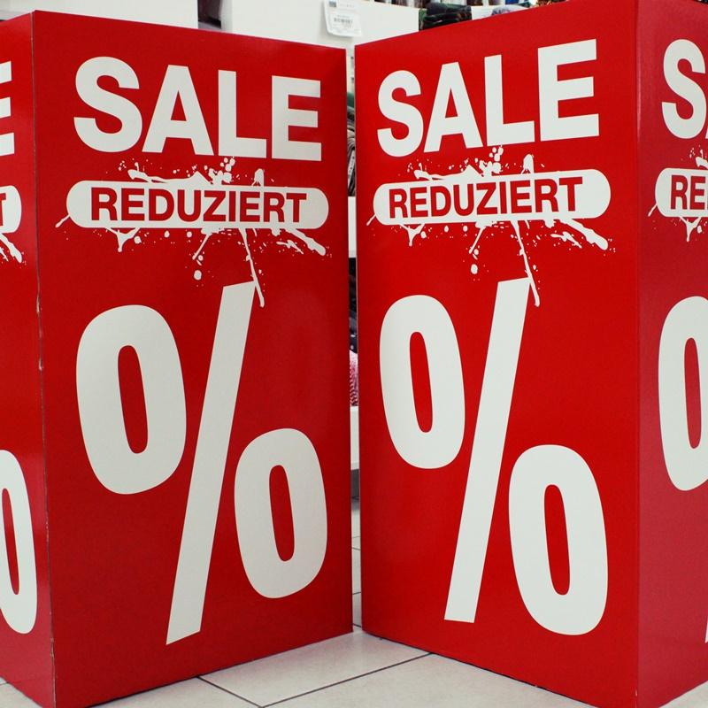 Wir haben euch den Sale frisch aufgefüllt! 🥳