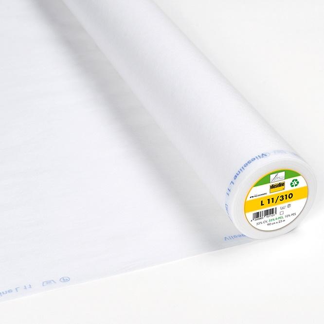 Vlieseline - Näheinlage L 11 - Näheinlage - uni - weiß