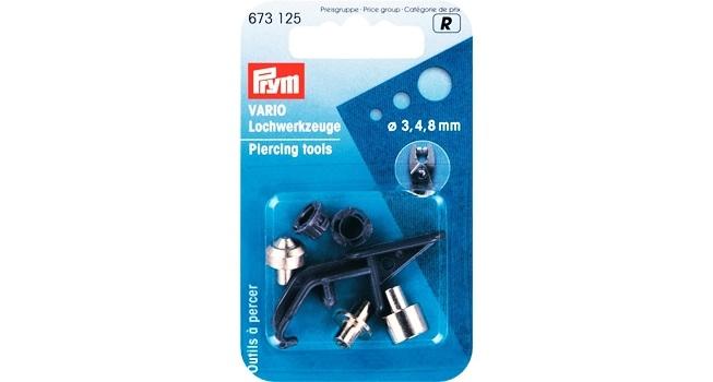 Prym - Lochwerkzeuge für Vario-Zange