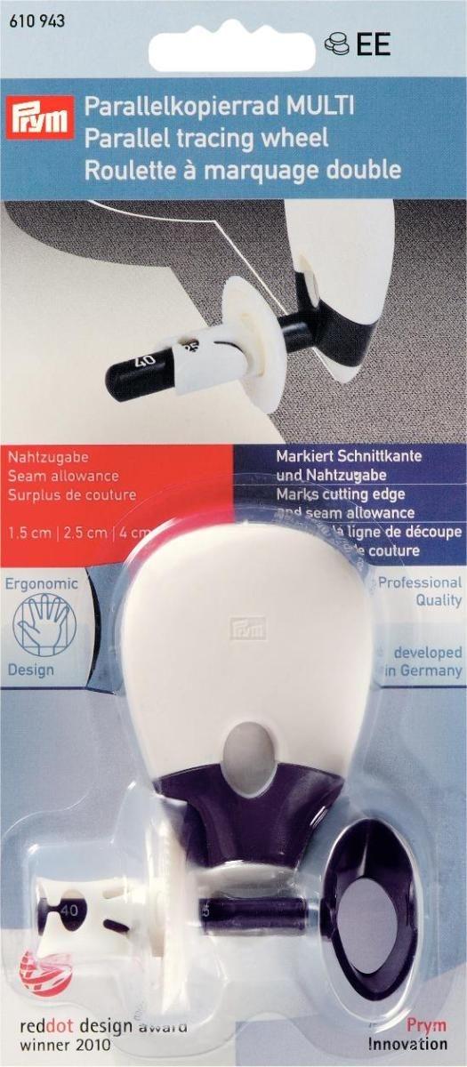 Prym - Parallelkopierrad Multi ergonomic - 610943