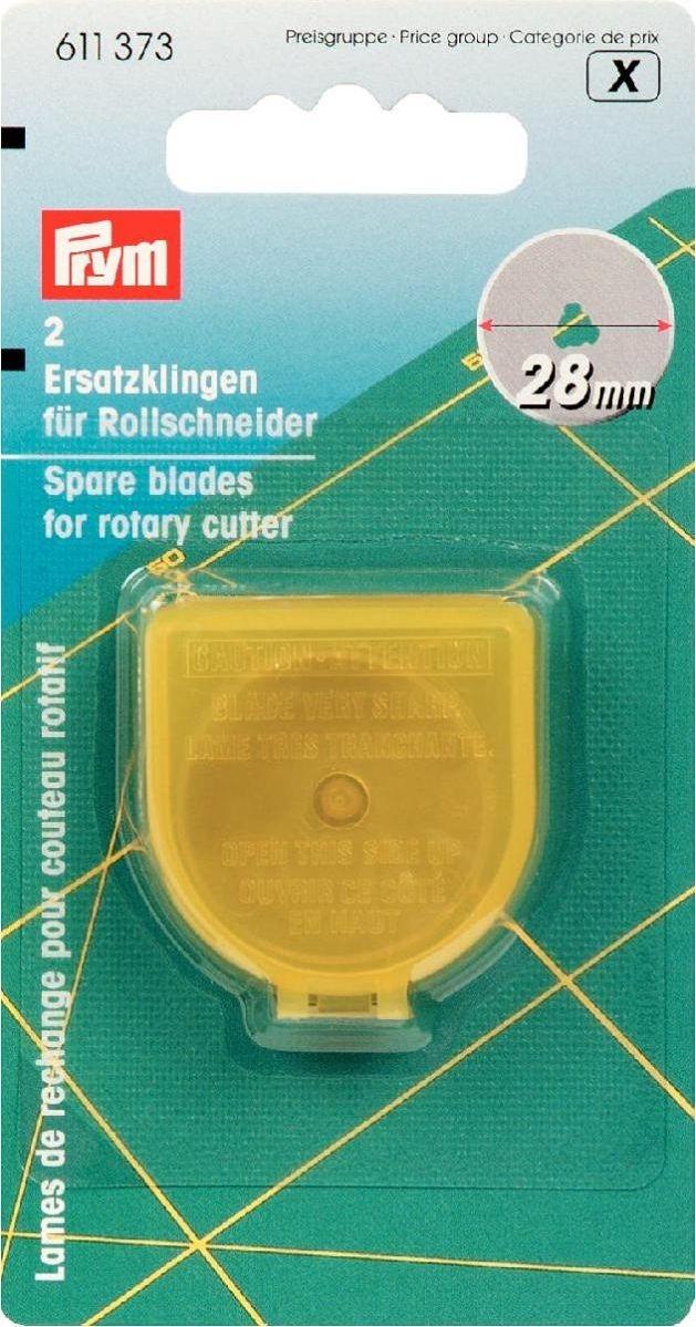 PRYM Ersatzklinge für Rollschneider 28 mm