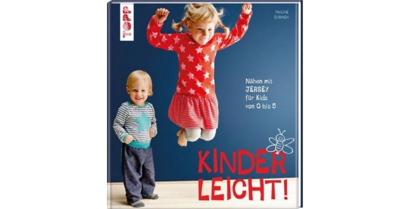 Buch - Nähen mit JERSEY - KINDERLEICHT! Pauline Dohmen